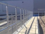 Uni-Fit industrial handrail systems