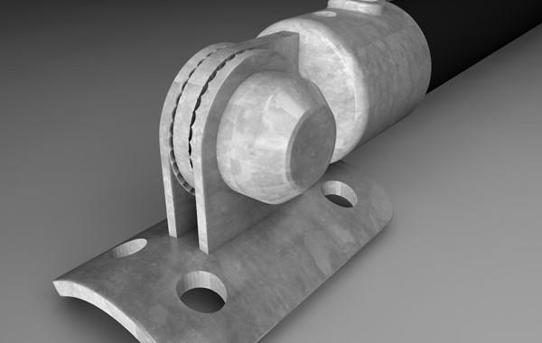 Rail Plate & Cup